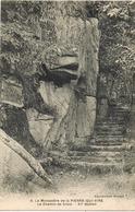 33789. Postal St. LEGER-VAUBAN (Avallon) Yonne. Monastere La PIERRE Qui VIRE - Avallon