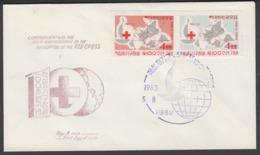 First Day Cover Spd South Corea - Corea Del Sur - Yvert 295/96 Year 1963 - Postmark - Korea, South