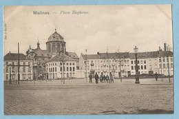A116  CPA   MALINES   (Belgique - Anvers)  Place Ragheno  +++++ - Mechelen