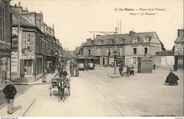D72  LE MANS  Place De La Mission   ..... - Le Mans