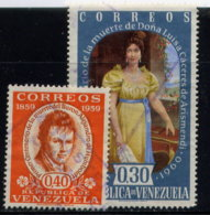 VENEZUELA, NO.'S 745 AND 775 - Venezuela