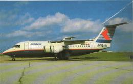 AirAtlantic Bac 146-200 Airplane Air Atlamtic N601AW Canada Aereo - 1946-....: Era Moderna