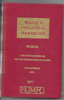 BILLIG'S PHILATELIC HANDBOOK : VOLUME 18. Middle East, Ceylon, Maldives - Colonias Y Oficinas Al Extrangero