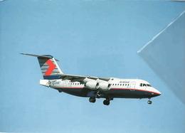 AirAtlantic Bac 146-200A Airplane Air Atlamtic C-FHAX Canada Aereo - 1946-....: Era Moderna