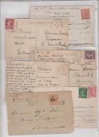 MARQUES MARITIMES: Culot De Collection, B/TB - Marcophilie (Lettres)