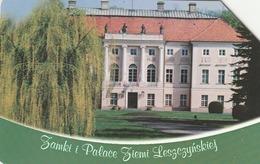 POLONIA.  Palaces And Castles Of The Leszczynscy's Land. Pawlowice - 3/6. 25U. 1148. (105) - Polonia