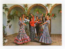 Spagna - Ballerini - Viaggiata Nel 1985 - (FDC16719) - Danze