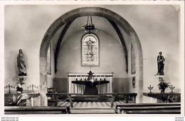 D88  RÈHAUPAL   Intérieur De L'Eglise - Granges Sur Vologne