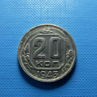 Russia 20 Kopeks 1943 - Russland