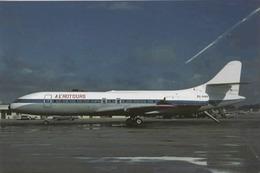 Aerotours Dominicano Sud Aviation SE 210 Caravelle 3 Santo Domingo Airplane EL-AAS Aereo - 1946-....: Era Moderna