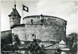 SVIZZERA  SUISSE  SH  SCHAFFHAUSEN  Castell Munot - SH Schaffhouse