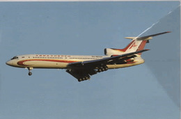 Aviaenergo Airlines Moska Tupolev TU-154M RA-85123 Airplane At Barcellona - 1946-....: Era Moderna