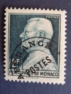 1943-51- MONACO PREOBLITERE Y&T N° 6 ** - TIMBRE POSTE SURCHARGE - Monaco