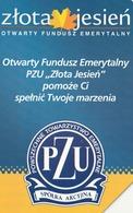 POLONIA. PZU - Yellow Autumn. 25U. 680. (106) - Polonia