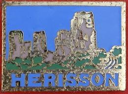 LL  634...ECUSSON .....HERISSON........département De L'Allier En Région Auvergne-Rhône-Alpes - Steden