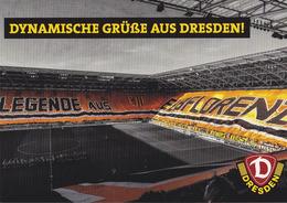 DRESDEN DDV-STADION STADE STADIUM ESTADIO STADION STADIO - Football