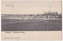 HELSINGBORG IDROTTSPLATSEN OLYMPIA STADE STADION STADIUM ESTADIO STADIO - Football