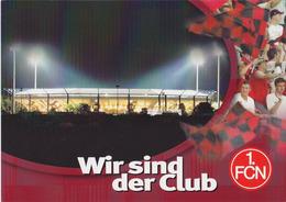 NUREMBERG NURNBERG FRANKENSTADION STADE STADIUM ESTADIO STADION STADIO - Football