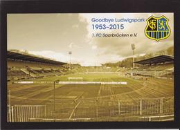 SAARBRUCKEN LUDWIGSPARKSTADION STADE STADIUM ESTADIO STADION STADIO - Football