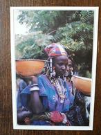 L22/513 Mali. Jeune Maman Bororo Au Marché De Markoye - Mali