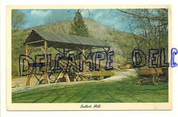 Etats-Unis. Nevada. Virginia City. Sutter's Mill. Moulin Construit En 1848 - Etats-Unis