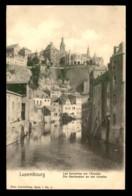 LUXEMBOURG-VILLE - LES TANNERIES SUR L'ALZETTE - EDITEUR NELS SERIE 1 N°4 - Luxembourg - Ville