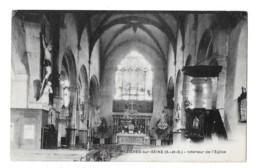 Mézières-sur-Seine (Yvelines)    Intérieur De L'église - Autres Communes
