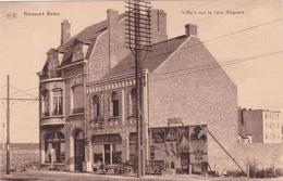 Nieuport Bains, Villa's Sur La Voie Auguste,  2 Scans - Nieuwpoort
