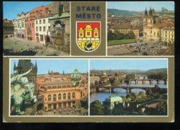 CPM Tchéquie PRAHA Stare Mesto Multi Vues - Tschechische Republik