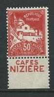 ALGERIE 1927/30 . N° 79A . Avec Bande Pub . Neuf * (MH) - Algérie (1924-1962)