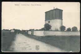 CPA 28 TOURY La Prise D'eau Route De Boissay - Autres Communes