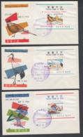 First Day Cover Spd South Corea - Corea Del Sur - Yvert Hb 104/106 Year 1966 - Postmark - Korea (Zuid)