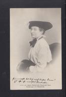 Bayern AK Fürstin Von Thurn Und Taxis 1917 Regensburg Nach Österreich - Familles Royales