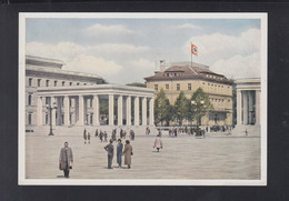 Dt. Reich AK Der Königliche Platz In München 1942 - München
