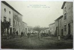 GRANDE RUE - LENONCOURT - Autres Communes
