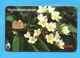 MADAGASCAR  Chip Phonecard - Madagaskar