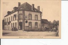 SENAN   Cafe Hotel De La Croix Blanche - France