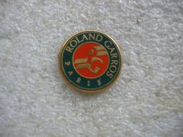 Pin's Arthus Bertrand, Roland Garros Paris - Arthus Bertrand
