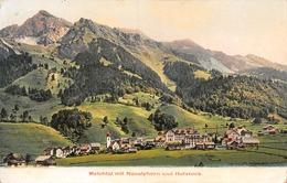 Melchtal Mit Nünalphorn Und Hutstock - OW Obwalden