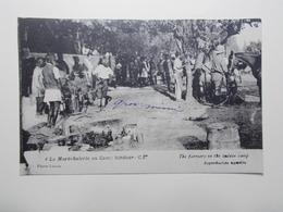Carte Postale  - La Marechalerie Au Camp Hindou (3421) - Guerra 1914-18