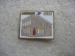 Pin's De La Poste De La Ville De BARR (Dépt 67) - Postes