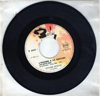 Olivier Despax Et Les Gamblers - L'homme A La Guitare - Summer Kiss - Barclay 62157 - - Rock