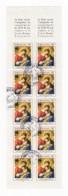 Bande Entière Carnet YT 2051 (timbres 3531a) Croix Rouge 2002 Oblitérations Du 14/11/2002 Maignelay-Montigny (60) - Booklets