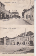57 UECKINGEN - UCKANGE     Grand'rue  -Place De L'eglise - France