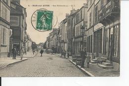 BAR SUR AUBE   Rue Nationale 1912 - Bar-sur-Aube