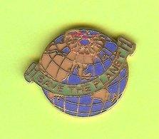 Pin's Save The Planet /sauvez La Terre - 2II28 - Pin