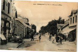 CPA PORNICHET - L'Avenue De Mazy (222235) - Pornichet