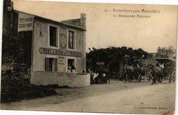 CPA Basse-Goulaine - Le Restaurant Peyrusse (222247) - Haute-Goulaine