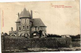 CPA Le POULIGUEN - La Roche Aux Mouettes (222585) - Le Pouliguen