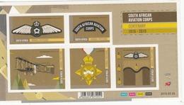2015 South Africa Aviation Corps Military Miniature Sheet MNH - Zuid-Afrika (1961-...)